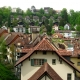 Berne town view