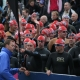 In the crowd salford swim 2010