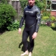 me in my wetsuit 2010